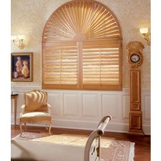 Linen & Shade Bin - Custom Window Treatments, Blinds, Curtains & Shutters in Milford, NH Arched Doors, Arched Windows, Design My Kitchen, Interior, Faux Wood Blinds, Blinds, Window Shades, Window Styles, Indoor Shutters
