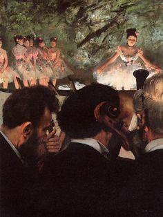 Edgar Degas (1834-1917) Orchestra Musicians Oil on canvas 1870-1871