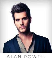 Alan Powell has an amazing voice