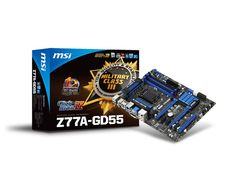 Board MSI Z77A-GD55 | Telmos