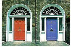 Irish, Garage Doors, Outdoor Decor, Unique, Home, Irish Language, Ad Home, Homes, Ireland