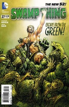 Swamp Thing - My Green Heaven released by DC Comics on March Comic Book Artists, Comic Artist, New Artists, Comic Books Art, Gi Joe, Swamp Thing Dc Comics, Marvel Dc, Marvel Comics, Justice League Dark
