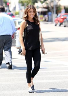 Nikki Reed Out and About in LA