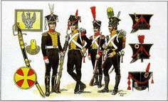 Duchy of Warsaw 4th Infantry Regt 1806-1807