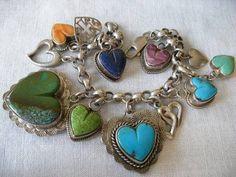 Heart Charm Bracelet....