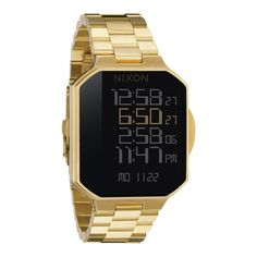 Nixon Synapse Watch - Gold