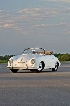1953 porsche 356 pre a 1500 reutter cabriolet | classic luxury sports cars #RePin by AT Social Media Marketing - Pinterest Marketing Specialists ATSocialMedia.co.uk #vintagecars