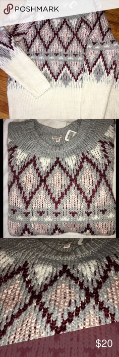 New warm and soft MERONA Plus size for women's Very soft and stylish. Merona Sweaters