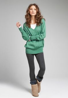 LOVE me some comfy sweats that look so darn CUTE!!!