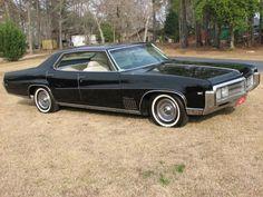 1969 Buick Wildcat 4 Door Hardtop 1960s Cars Retro Vintage