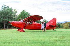 Aviator Engagement Shoot