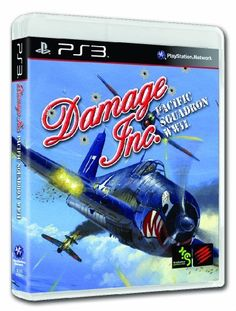 Damage Inc Pacific Squadron WWII  Playstation 3 by Mad Catz *** You can find more details by visiting the image link. Note:It is Affiliate Link to Amazon.