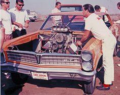 Lew Arrington's Brurus GTO