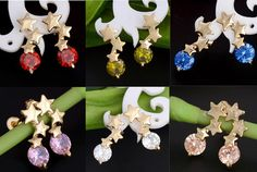 Product Type :earring. Quantity :1 Pair. Please check with your country's customs office to determine what these additional costs will be prior to bidding/buying.? Pasting.