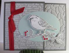 Best Birds - Winter Card