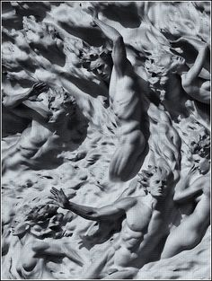 Frederick Hart's Ex Nihilo, National Cathedral