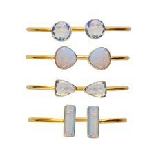 Opalite Bangles #bangle #bracelet #gemstone-bangle
