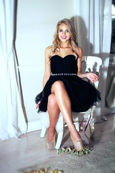 Emilie Nereng - cute dress