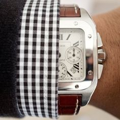 Classic Cartier Watch