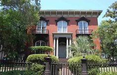 Mercer House, Savannah, GA
