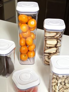 Space-Saving Kitchen Storage - Small Space Solutions: Kitchens and Living Rooms on HGTV