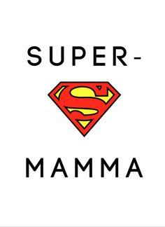 Supermamma - morsdagskort - http://moldvarp.wordpress.com/