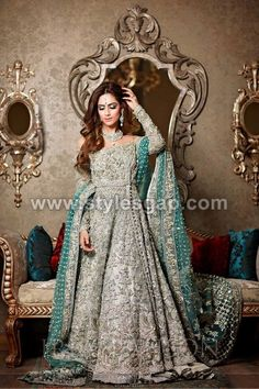 Latest Beautiful Walima Bridal Dresses Collection for Weddings Asian Wedding Dress, Pakistani Wedding Outfits, Pakistani Bridal Dresses, Pakistani Wedding Dresses, Bridal Outfits, Bridal Lehenga, Indian Dresses, Indian Outfits, Mehndi