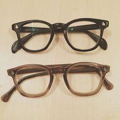 眼鏡はアメリカンオプティカルに限る。American Optical #americanoptical