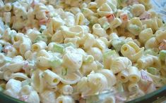 Creamy Pasta Salad – Homemade Recipe