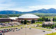 The Brick Breeden Fieldhouse on the campus of Montana State University hosts a variety of events from college athletics, rodeos, family shows, concerts and lectures. Montana State University, Bill Cosby, Family Show, One And Only, Athletics, Concerts, Brick, College, Events