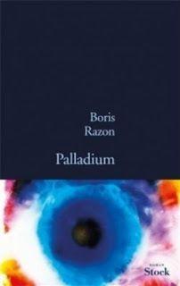 Palladium, de Boris Razon :   Boris Razon © Editions Stock - 2013  Un hypocondriaque ne saurait prendre au sérieux les multiples symptômes qui tout d'un coup l'assaillent. Chaleurs, raideurs, lourdeurs,  fourmillements, tout cela ne saurait être que fadaises. C'est sur ce ton que commence Palladium, dans lequel Boris Razon raconte sa propre histoire. Il a été atteint subitement d'une forme sévère et atypique de la maladie de Guillain Barré, tsunami neurologique...