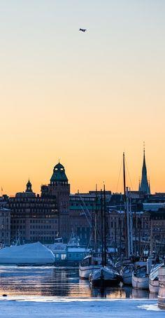 Stockholm: Flight from Bromma