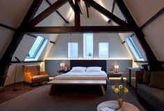 I Love Amsterdam Guestroom in the Conservatorium Hotel,  Amsterdam, Netherlands