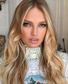 Romee Strijd? doll affect picture frame that say i look good in anything laughing