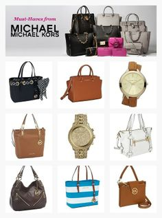 Must-Haves from Michael Kors