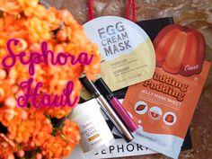 Beauty Project: Sephora Haul  ●