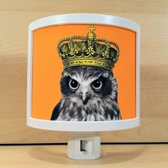 Best night light ever? Maybe - Fab.com | Owls Rule Night Light