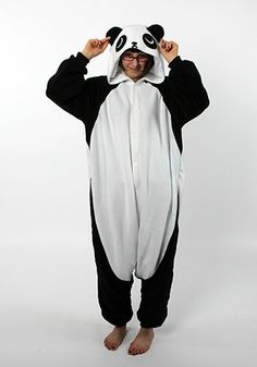 I can tell you right now that if someone buys me the panda kigurumi, I will wear it at least once a day every day. occasionally in public.