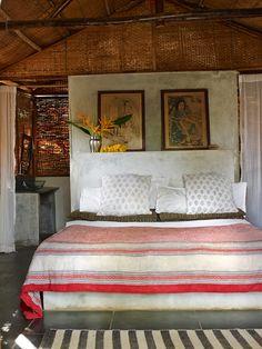 Jade Jagger' s exotic home in Goa : designmixer