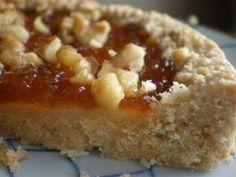 Crostata con grano saraceno, marmellata e noci, Foto 5