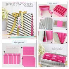 Cardboard Crafts, Paper Crafts, Diy And Crafts, Crafts For Kids, Diy Buttons, Diy Papier, Popsicle Stick Crafts, Diy Ribbon, Pinterest Diy