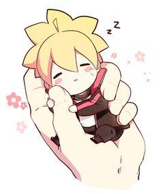 Image about cute in Naruto by Elva on We Heart It Anime Chibi, Anime Naruto, Naruto Comic, Naruto Cute, Kawaii Chibi, Naruto And Sasuke, Fanarts Anime, Manga Anime, Manga Art