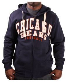 Chicago Bears NFL Sander Men's Hoodie Sweatshirt NFL. $29.99. For best fit, see measurements for each size, available in description below.. Street Moda Offers For US (Domestic) Customers Free Shipping, Free Exchanges & Easy Returns.. 100% Authentic Merchandise From Street Moda. International customers are subject to customs/duty fees, in addition to international shipping.. Official GIII On Field NFL Licensed Merchandise from the 2012/2013 Collection.