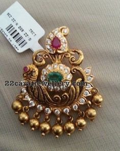 Below 20 Grams Classy Pendant Sets Kerala Jewellery, Temple Jewellery, India Jewelry, Traditional Indian Jewellery, Indian Jewellery Design, Jewellery Designs, Latest Jewellery, Gold Pendent, Pendant Set