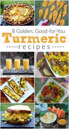 These vibrantly colored recipes are also vitamin and nutrient packed thanks in large part to TURMERIC. Incorporate this anti-inflammatory spice into your diet and make at least one of these dishes for lunch, dinner or snack time! Alkaline Diet Recipes, Healthy Diet Recipes, Healthy Snacks, Healthy Eating, Healthy Dishes, Tasty Dishes, Delicious Recipes, Pineapple Benefits, Arthritis Diet