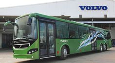Indian tech hub is all set to get the high powered Volvo 7400XL as the trials for the airy low floor city bus started today. The new Volvo 7400XL is of great help to India.