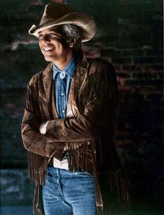 Un saut en arrière - 1978 : lancement de la première collection western de Ralph Lauren. M. Lauren apparaît dans sa première campagne publicitaire.