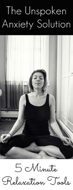 Rewire your nervous system by practicing simple relaxation techniques throughout the day. These strategies can be the best all-natural solution for solving chronic stress and anxiety.