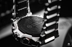 Casio released the latest generation of its G-SHOCK MTG-B2000D-1AER series, which I was now allowed to test as MTG-B2000D 1AER. Casio Edifice, Casio G-shock, Watch Blog, Latest Generation, Mtg, Accessories, Digital Watch, Luxury Watches, Fire Department