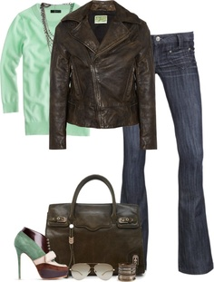 """Pistachio"" by partywithgatsby on Polyvore"